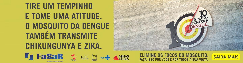 Campanha Dengue 2016