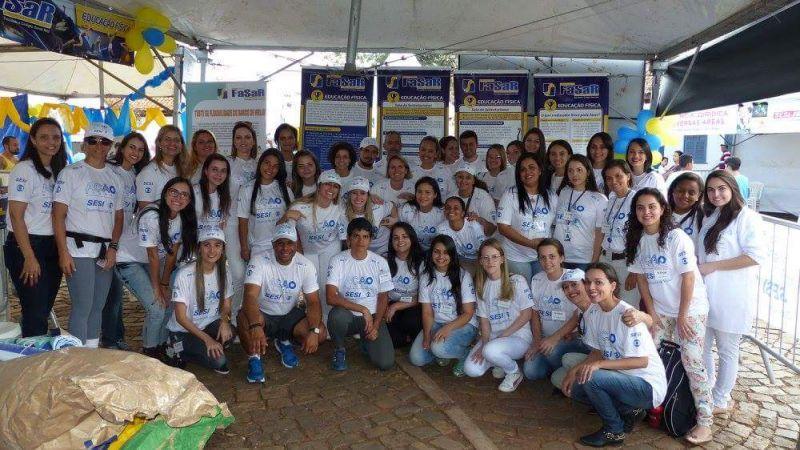 FASAR oferece ações comunitárias na Ação Global
